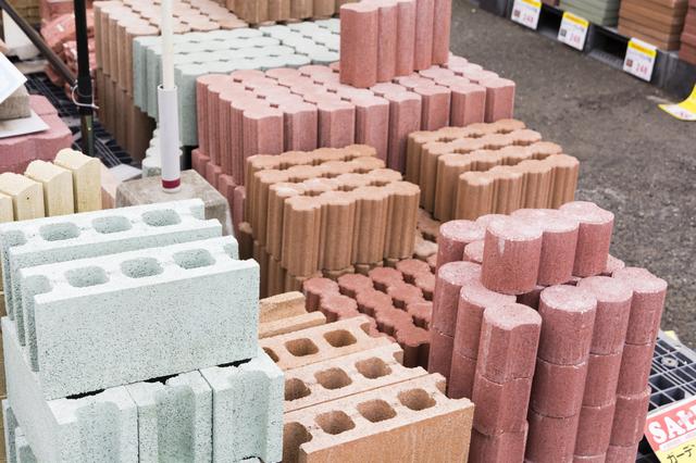 コンクリートブロック積み施工の方法・手順・使い方、メリットデメリットなどについて
