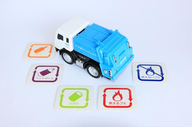 ゴミの分別方法・手順・使い方、メリットデメリットなどについて