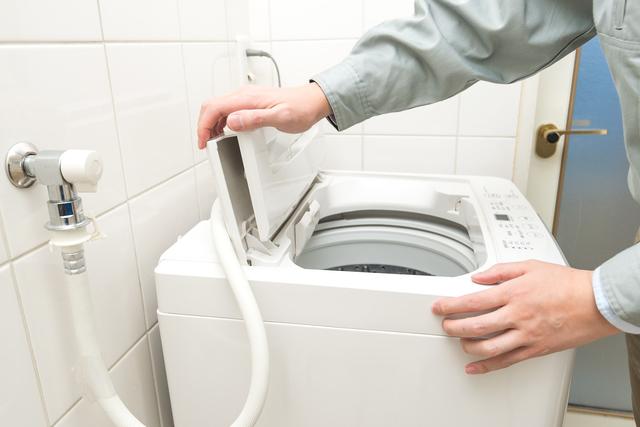 洗濯機分解の方法・やり方・手順や使い方