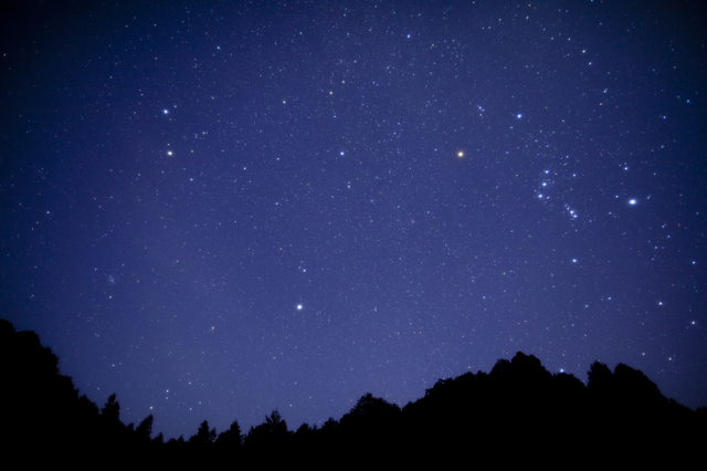 星の撮影方法・やり方・手順や使い方