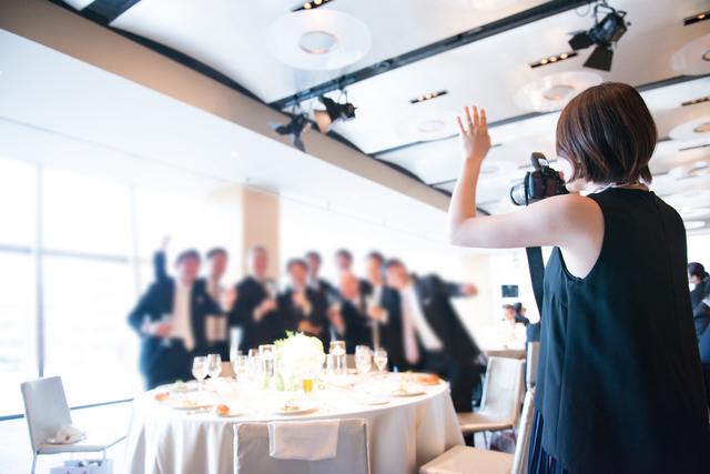 集合写真撮影の方法・やり方・手順や使い方