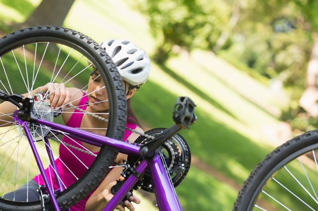 自転車タイヤ交換の方法・やり方・手順や使い方