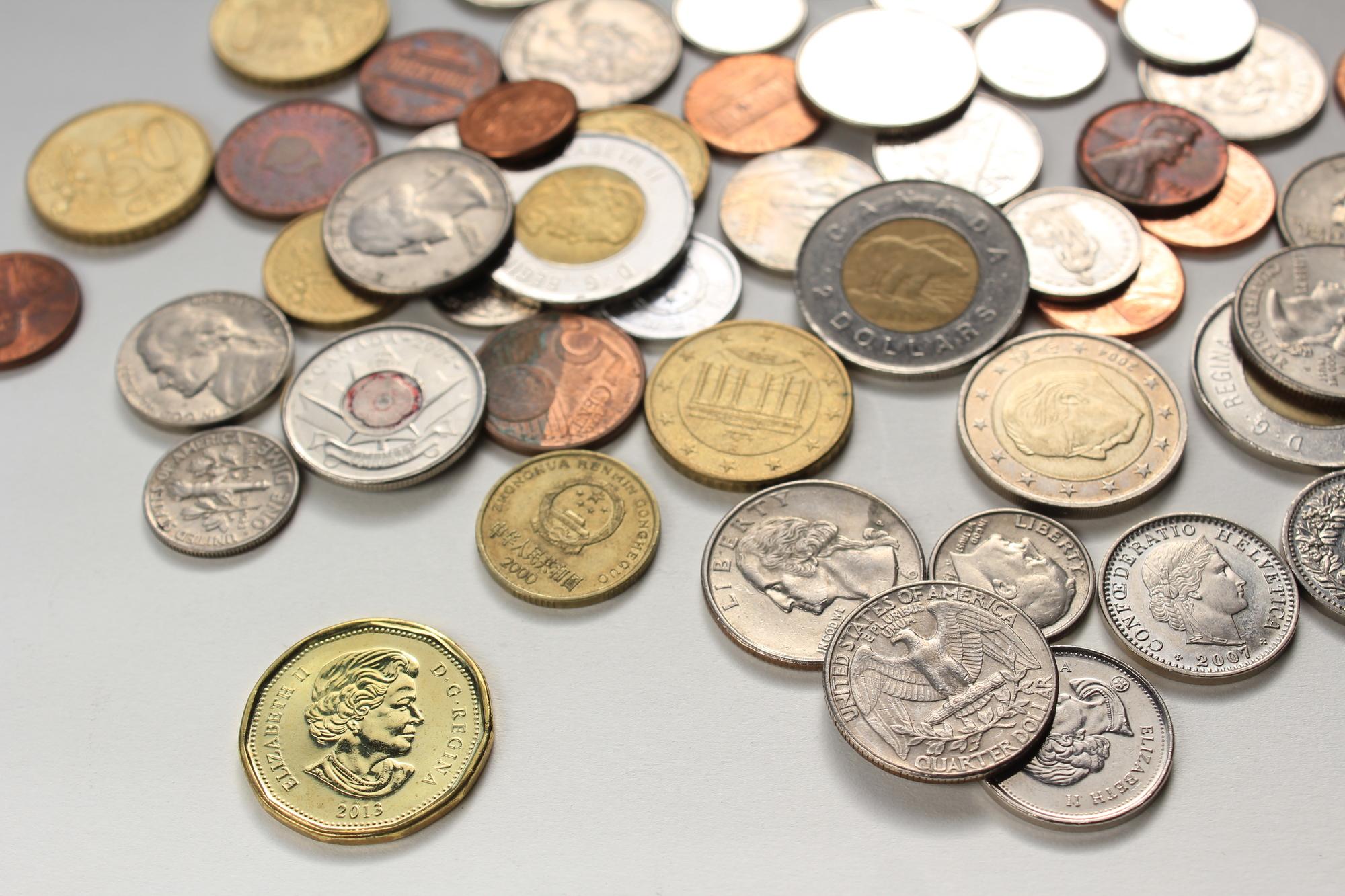 コインをきれいにする方法・やり方・手順や使い方