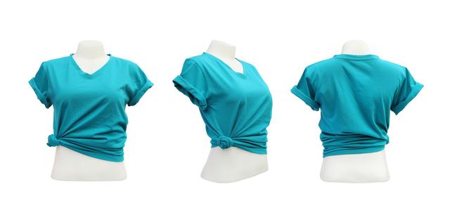 Tシャツのアレンジ方法・やり方・手順や使い方