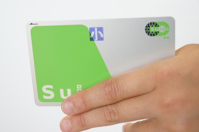 SUICAをコンビニで購入する方法・やり方・手順や使い方