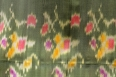 Closeup pattern silk Thailand.