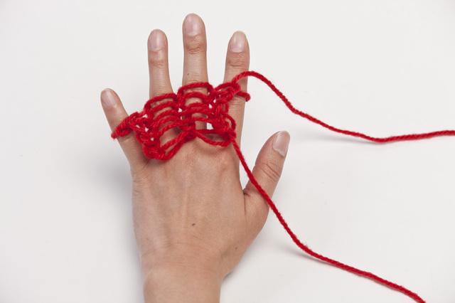 指編みの方法・やり方・手順や使い方