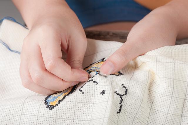 刺繍ステッチの方法・やり方・手順や使い方