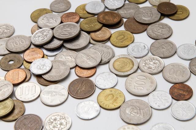 硬貨をきれいにするの方法・やり方・手順や使い方
