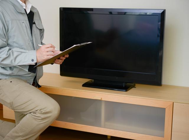 液晶テレビの修理方法・やり方・手順や使い方