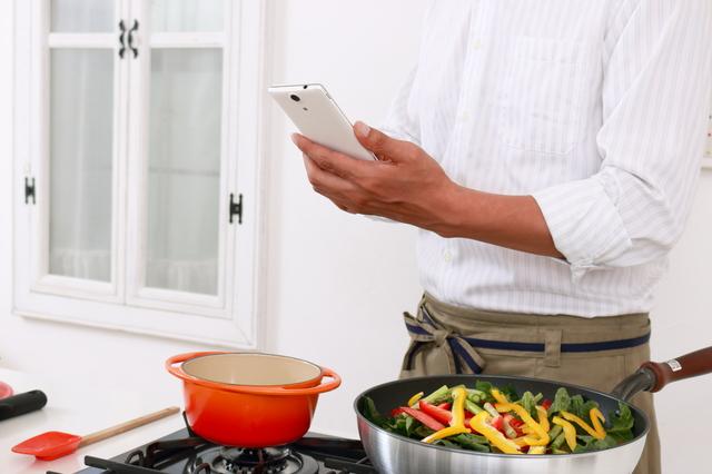 レシピの保存方法・やり方・手順や使い方
