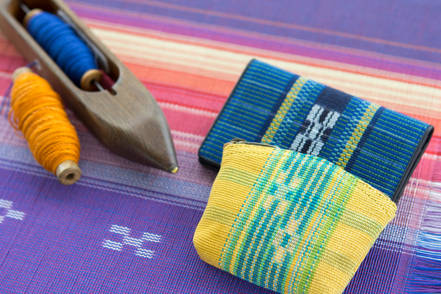 手織りの方法・やり方・手順や使い方