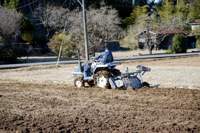 田起こしの方法・やり方・手順や使い方・流れなどについて
