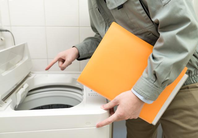 洗濯機設置の方法・やり方・手順や使い方・流れなどについて