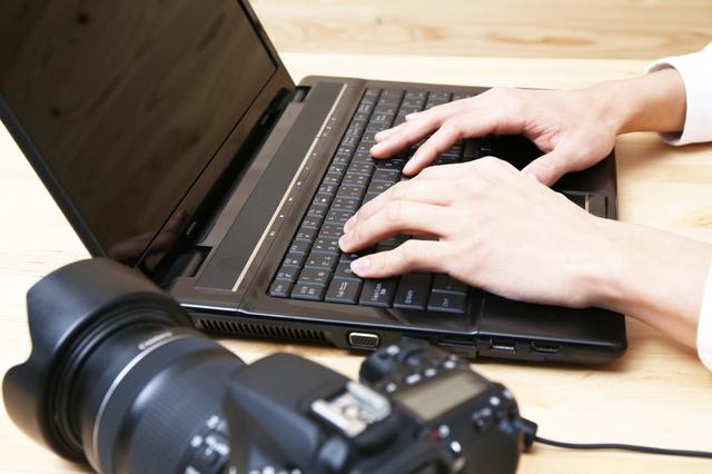 写真保存の方法・やり方・手順や使い方・流れなどについて