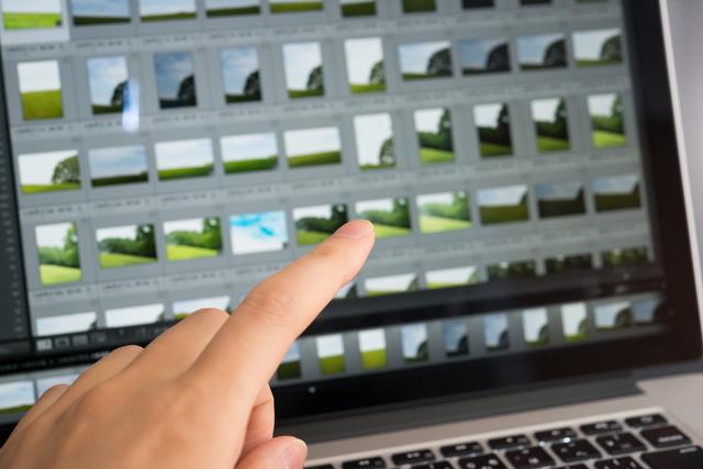 写真を圧縮して送る方法・やり方・手順や使い方・流れなどについて