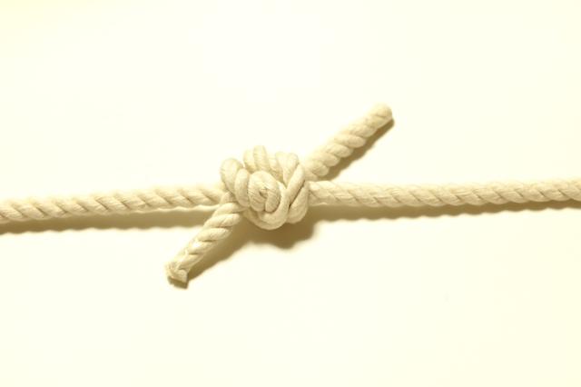 固結びの方法・やり方・手順や使い方
