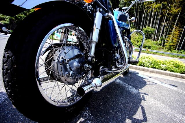バイクマフラー消音の方法・やり方・手順や使い方