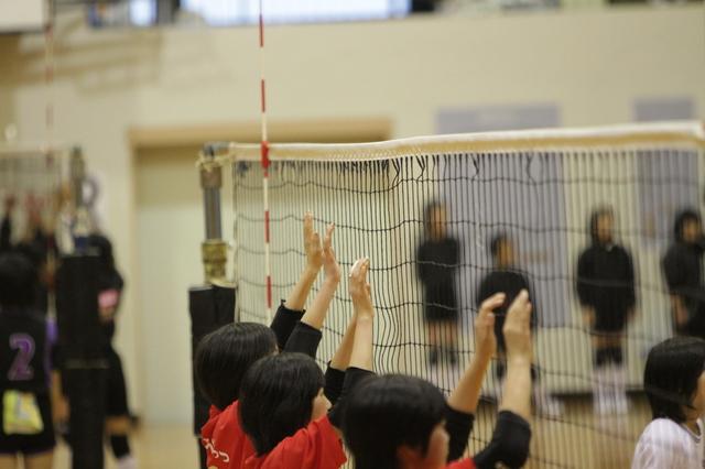 バレーボール審判の方法・やり方・手順や使い方・流れ
