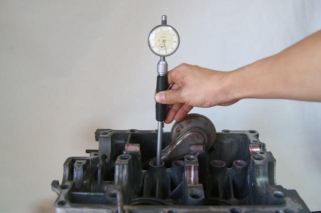 シリンダーゲージ測定の方法・やり方・手順や使い方・流れ
